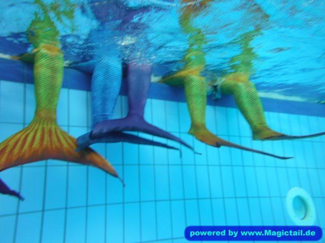 Farben unterwasser:Wie sehen die Farben unterwasser aus! Teil 2-Meerjungfrauen-Club