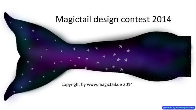 Design Contest 2014:Star Glider-Magictail GmbH