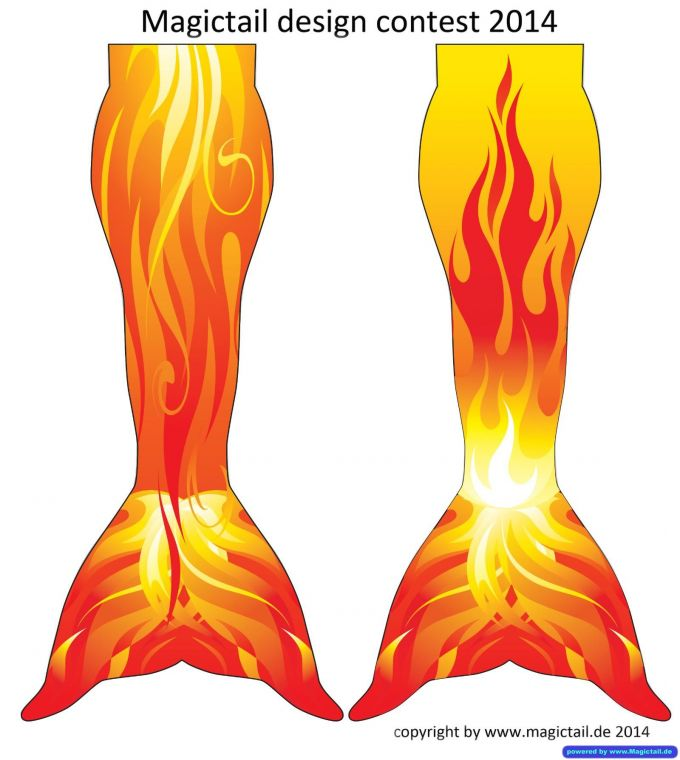 Design Contest 2014:Fire Fly-Magictail GmbH