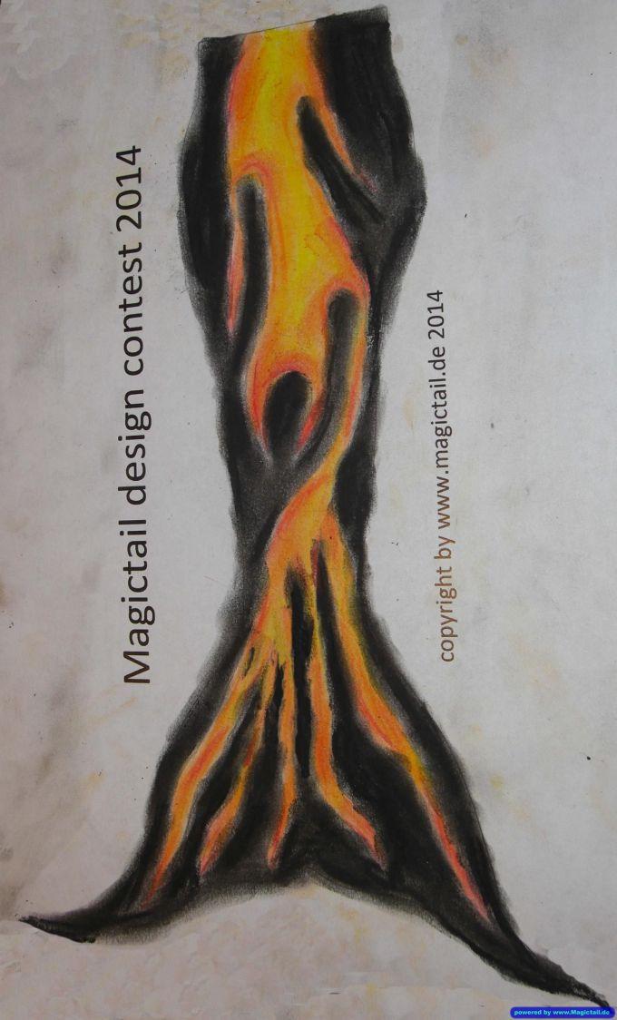 Design Contest 2014:Feuer und Flamme-Magictail GmbH