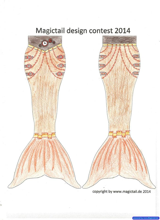 Design Contest 2014:Steam-Magictail GmbH