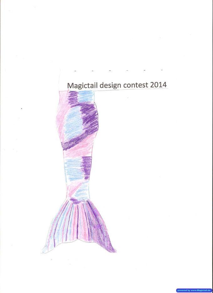 Design Contest 2014:Pearl Princess-Magictail GmbH